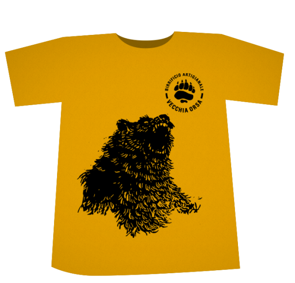 Shop T-shirt gialla