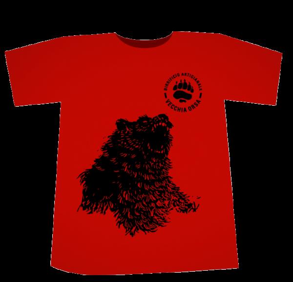 Shop T-shirt rossa